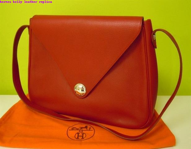 Hermes Kelly Leather Replica
